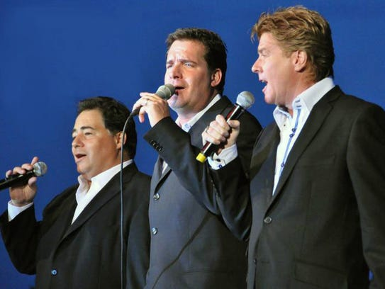 The New York Tenors treat audiences to newly created