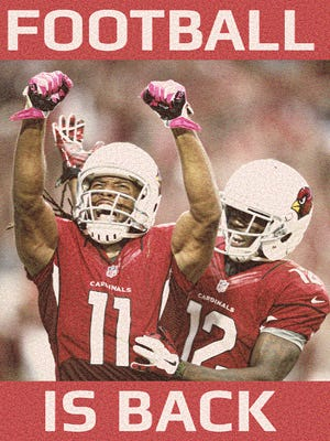 A gigapan made up of photos from the Arizona Cardinals' history.