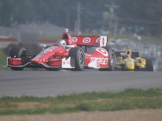 August 2, 2014 Honda Indy 200 qualifying
