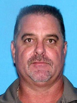 Wayne Massey, 47, was arrested for armed robbery and fleeing arrest by BCSO deputies.