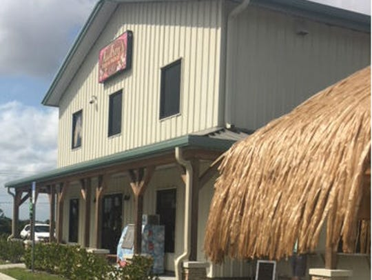 Cafe 66 is at 870 66th Ave. in Vero Beach.
