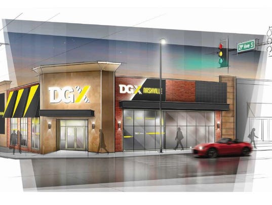 Dollar General To Open First Smaller Format Dgx Store On