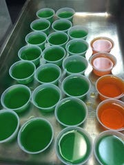 Green beer, green jello shots, Irish food specials and more will be available at the Salinas Sports Tavern on St. Patrick's Day.