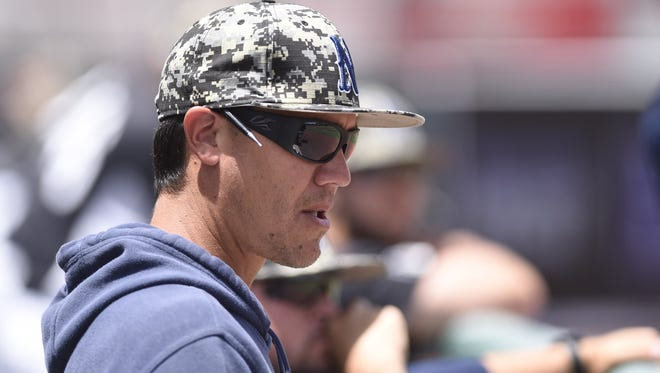 T.J. Bruce returns for his second season at the helm of the Wolf Pack.