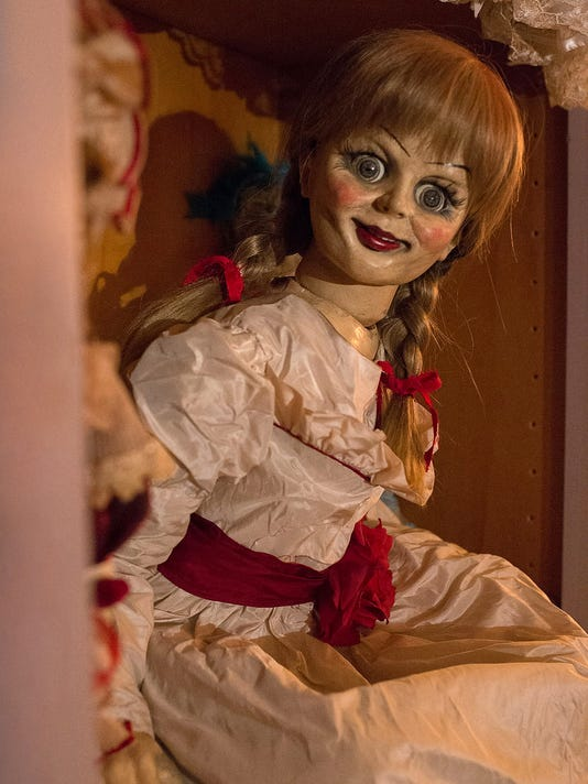 b9852312ced Annabelle  Creation   The  true  story of the evil doll star