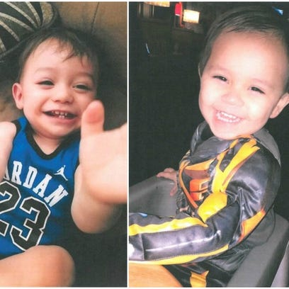 Cathedral City police say toddler brothers, Carlos