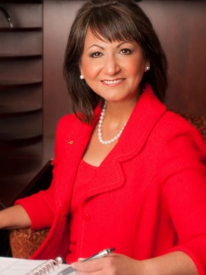 Samira K. Beckwith is president and CEO of Hope Healthcare,