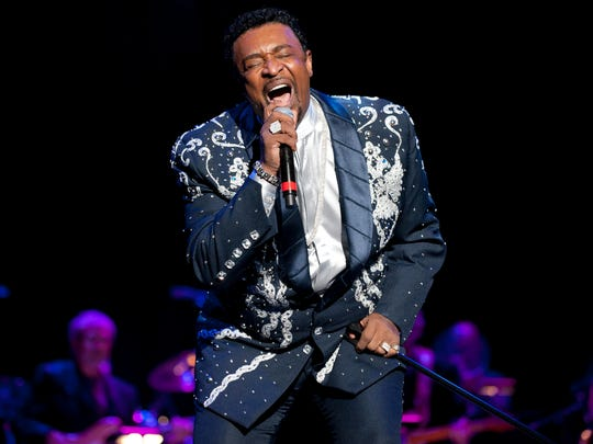 The Temptations Review featuring Dennis Edwards will perform on Aug. 14 at the Indiana State Fair.