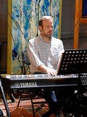 Local musician Sheldon Pickering describes Mauricio Espinal as a brilliant composer and arranger.