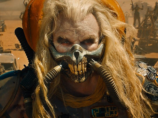 The mask of Immortan Joe was designed to hide actor
