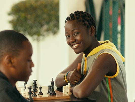AP FILM REVIEW QUEEN OF KATWE A ENT