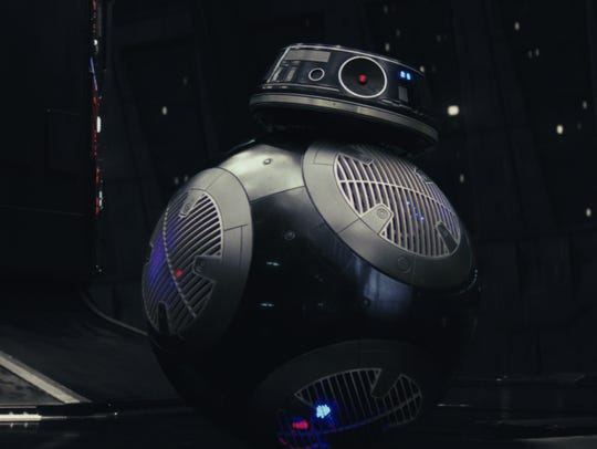 "BB-9E was referred to as BB-""hate"" during filming."