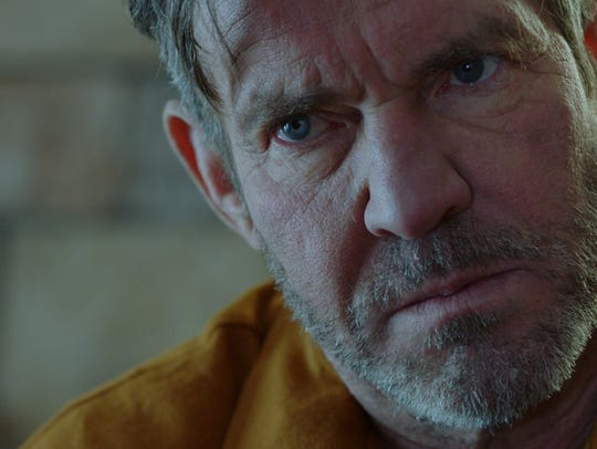 "Dennis Quaid stars in ""I Can Only Imagine."""