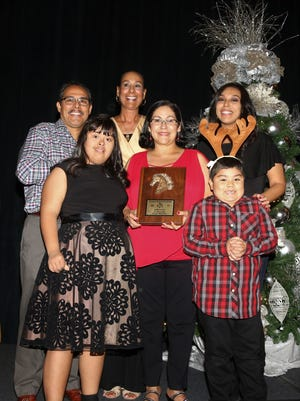 2017 Riders Family of the Year The Fierros