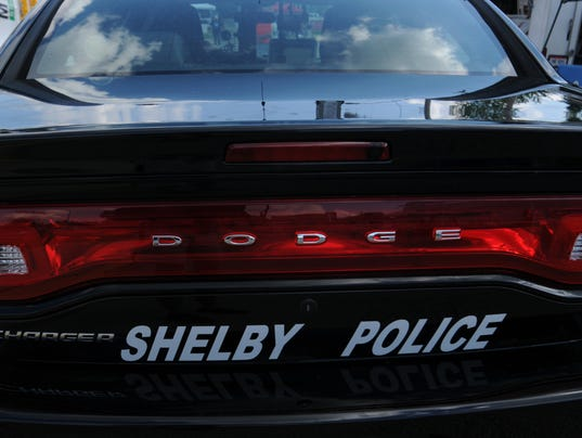 Shelby Police Stock