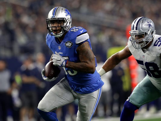 Detroit Lions v Dallas Cowboys