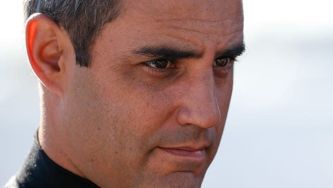 Juan Pablo Montoya finished 15th in his IndyCar debut.