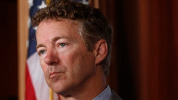 Kentucky Sen. Rand Paul