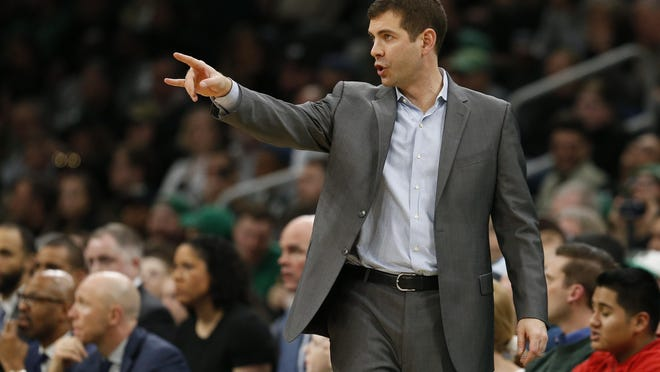 Brad Stevens has signed contract extension to remain the Celtics head coach.
