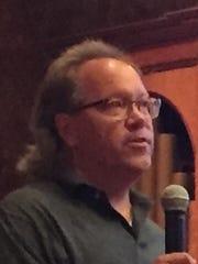 Bob Schuster, interim chief of the NJDEP's Bureau of