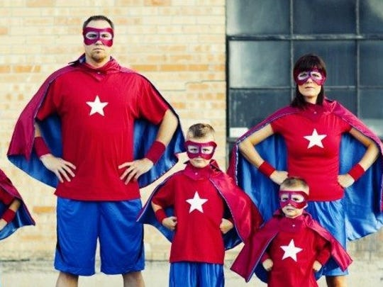 Calling all superheroes! The inaugural Sock & Undie Rundie 5K will be held Saturday. Be an everyday superhero by donating new socks and undies for area foster kids.