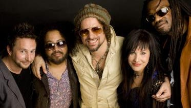 Rusted Root plays the 2017 Lilac Festival Wednesday, May 17.