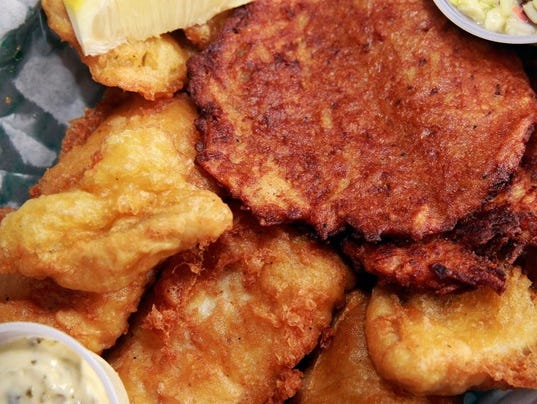 Milwaukee area church and other nonprofit fish fries 2017 for Fish fry in my area