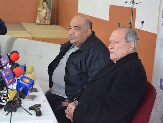 Pope Francis' visit to Juarez press conference