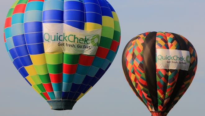 Discounted balloon fest tickets go on sale this weekend at QuickChek stores, followed by savings throughout the summer at all locations.