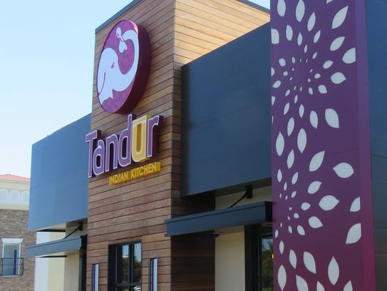 Tandur Indian Kitchen is in the remodeled former El