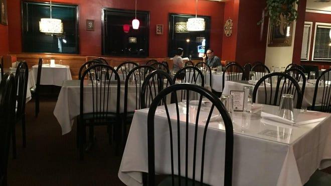 Samrat restaurant on Apalachee Parkway.
