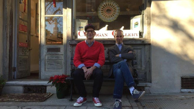 "The Lee brothers put the spotlight on Asheville in the June 28 episode of ""Southern Uncovered."""
