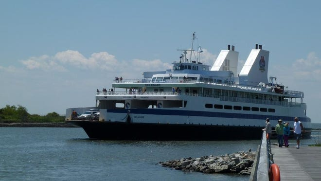 The Cape May-Lewes ferry is great for those looking for a relaxing and scenic way to spend time together.