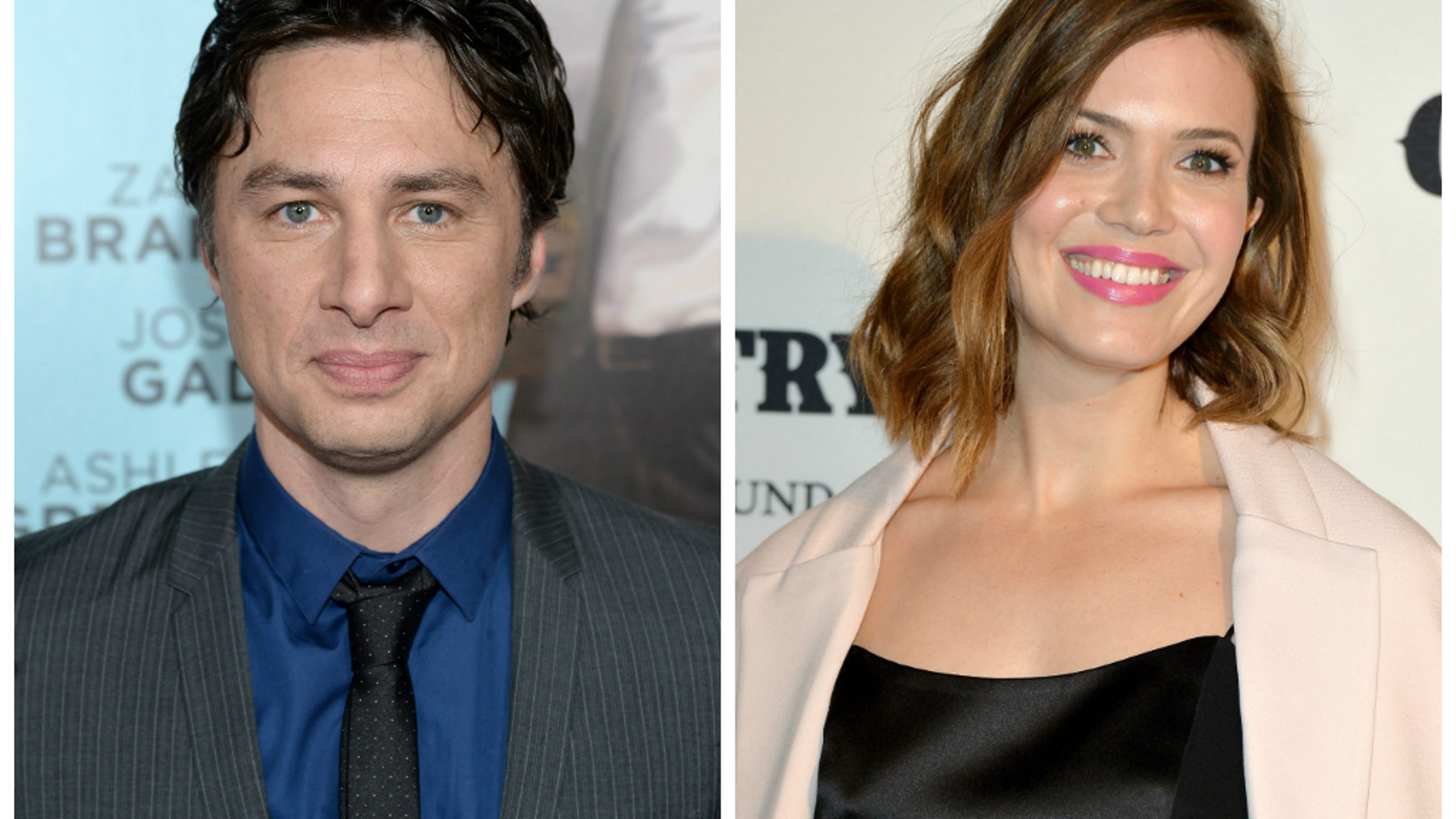 why-zach-braff-didnt-like-dating-mandy-moore Zach Braff Mandy Moore