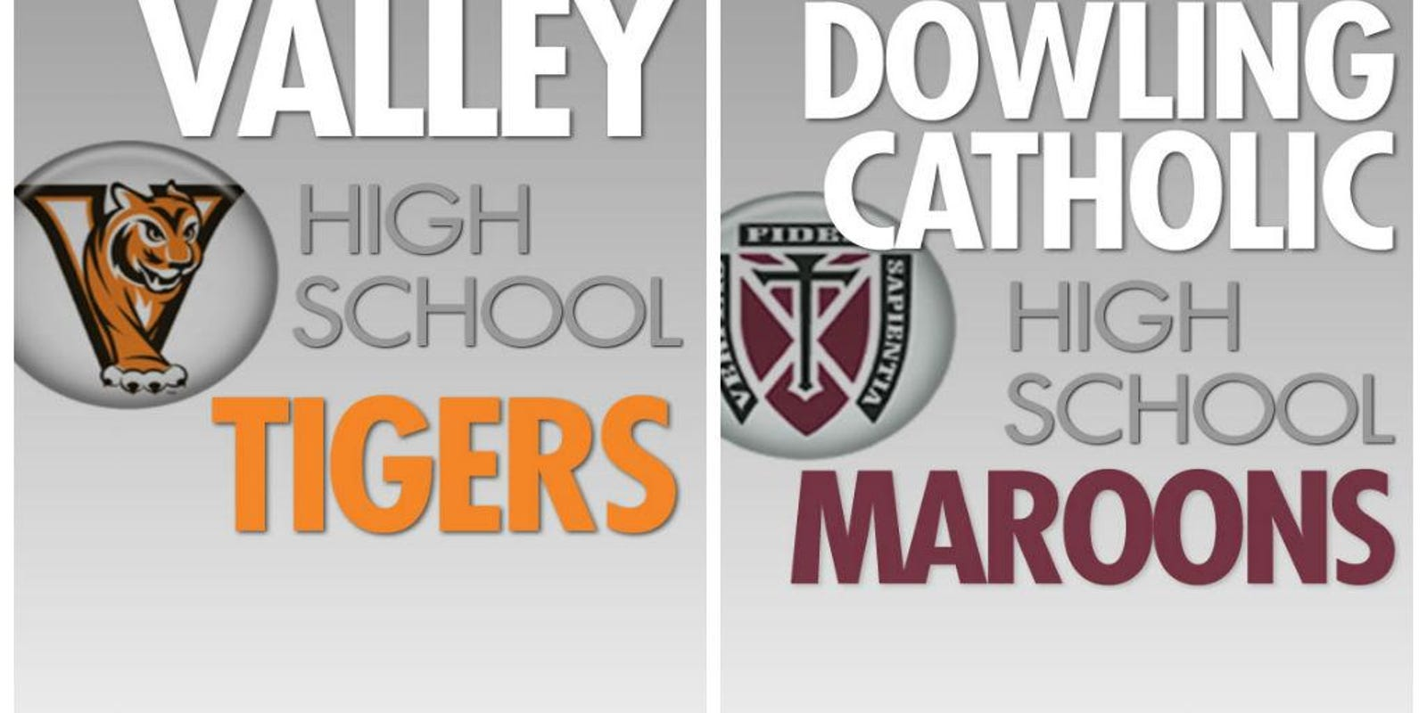 WATCH LIVE: West Des Moines Valley vs. Dowling Catholic