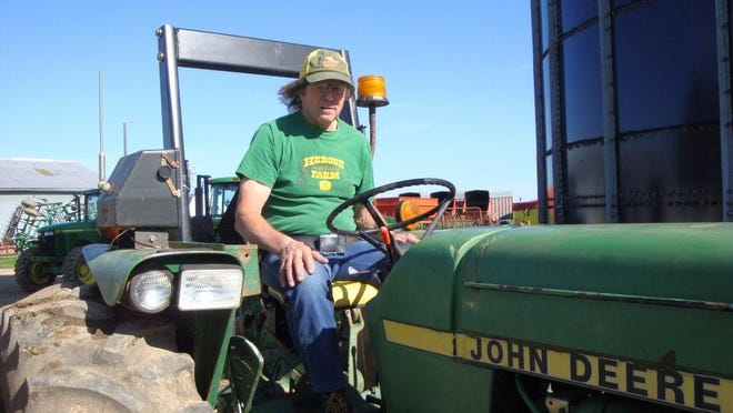 Wood County farmer Clarence Boerboom has made his John Deere 2940 as safe as possible, thanks to the Wisconsin Rollover Protective Structure (ROPS) Rebate Program run by the National Farm Medicine Center, Marshfield Clinic Research Foundation. Farmers will have the opportunity to win a ROPS for their tractor or apply for a rebate to install one during the Midwest Farm Show, Jan. 13-14, at the La Crosse Center, in La Crosse.