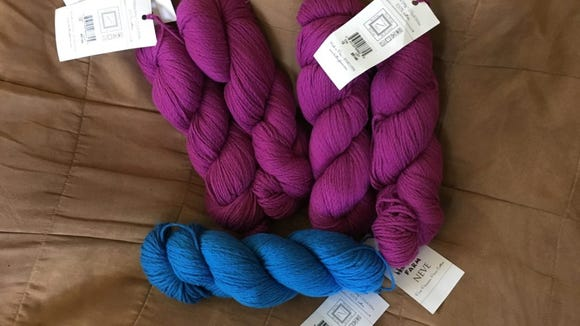 Yarn from the Yarn Attic