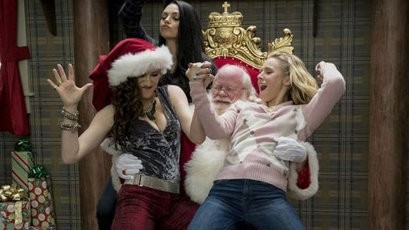 Watch Bad Moms Christmas.Watch Bad Moms 2 Preview A Raunchy Romp Through The Holidays