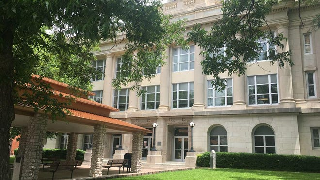 Carter County Courthouse officials started looking into ways to carry out hearings without in-person meetings in March. District Attorney Craig Ladd said may court functions remain virtual.
