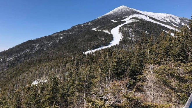 Whiteface Mountain has the steepest vertical drop in the East.