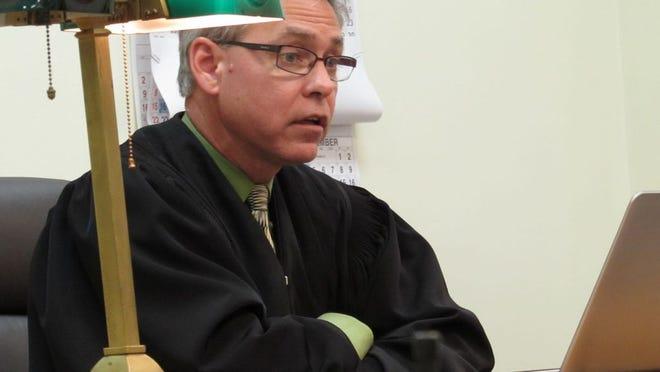 Sullivan County Judge Michael McGuire