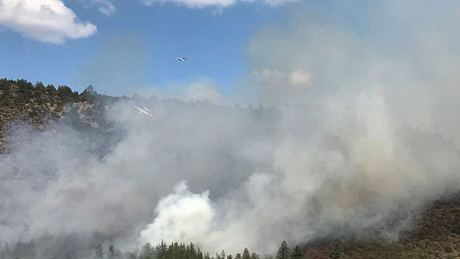 Crews made great progress on the Miners Fire Tuesday. The fire is 22 acres with 80% containment. Precipitation last night and yesterdays storm helped with gaining some containment. Crews continue to mop up hot spots and strengthen containment, CAL FIRE reported.