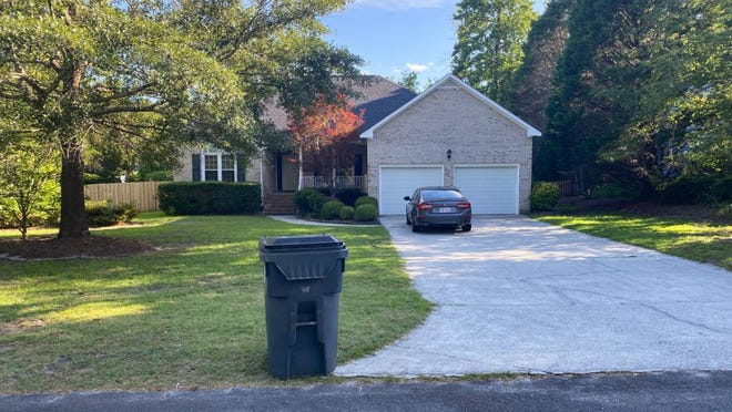 The New Hanover County Sheriff's Office is conducting a death investigation at 328 Windsong Road in Wilmington.