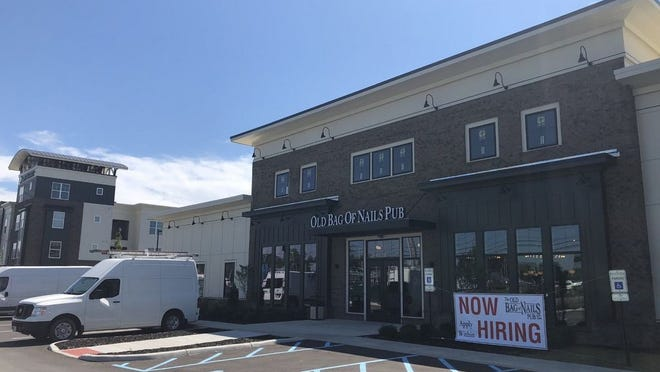 The Old Bag of Nails Pub, 4661 E. Broad St., at Norton Crossing in Whitehall is set to open Sept. 14.