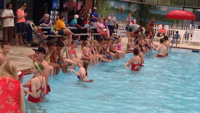 Denison officially reopened Waterloo Pool on June 1, on a limited basis, following closure due to the COVID-19 Pandemic.
