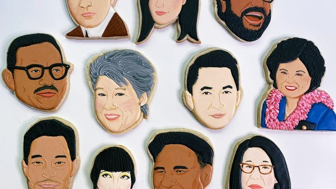 """Portraits in Icing: The Intersection of Representation, Race, and Cookies"" will be offered virtually Thursday by the Senator John Heinz History Center."