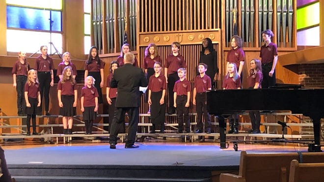 """FILE - The Rolla Choral Arts Society presented their Spring Concerts """" For the Beauty"""" on April 27, 2019 at the First Presbyterian Church."""