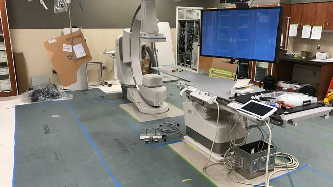 Phelps Health's second cardiac cath lab will be about 900 square feet in size and will have the same capabilities as the existing lab.