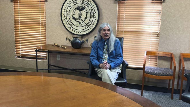 Catawba Indian Nation Chief Bill Harris announced this week that a groundbreaking will be held later this month.