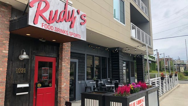 Rudy's, a new sports bar, opened Monday in Grandview, replacing Palle by Moretti.